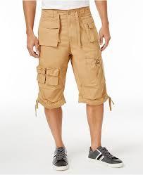 Mens Classic Flight Cargo 14 Shorts Created For Macys