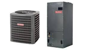 goodman heat pump. goodman 4 ton 18 seer heat pump dszc18048 with variable speed air handler avptc48d14 i
