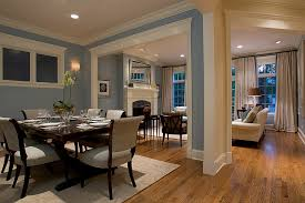 open floor plan dining room china cabinet ideas dining room traditional with white wood wall lighting wood flooring