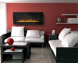 Painted Living Room Red Paint Living Room Living Room Design Ideas