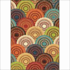 gray round area rug new area rugs astounding orange and turquoise area rug nuloom turquoise
