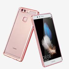 huawei p9 lite colors. aliexpress.com : buy luxury cover case for huawei p9 lite plus original back battery clear transparent gold armor soft tpu mobile phone cases from colors o