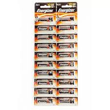 <b>Батарейка Energizer Power E91/AA</b> BP20 kiosk (цена за 1 штуку ...