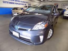 2012 Used Toyota Prius Plug-In Prius Plug-In at Automotive Search ...