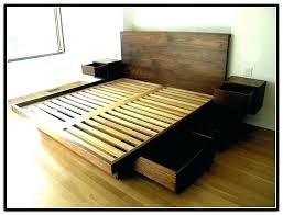 Cheap Queen Size Bed Frame Cheap Bed Frames With Storage King Size ...