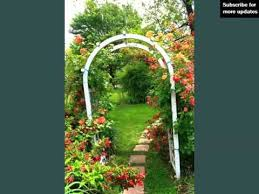 Small Picture Collection Of Garden Arch Design Pictures Remodel Ideas YouTube