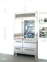 subzero built in refrigerator sub zero pro amazing inch stainless steel with regard to plan sub zero counter depth refrigerator