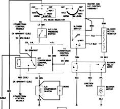 91 s10 hvac blower wiring product wiring diagrams \u2022 Chevy S10 Wiring Diagram at 91 S10 Hvac Wiring Diagram