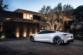 The tesla is faster, if we take the numbers at their face value. New Tesla Roadster Vs Bugatti Chiron Nasty