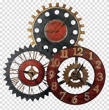 steampunk clocks s three round og
