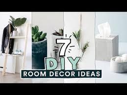 7 diy easy room decor ideas