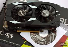 Обзор <b>видеокарты ASUS</b> Dual <b>GeForce GTX</b> 1650 OC: нет доп ...