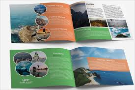 Pamphlet Template Free 49 Travel Brochure Templates Psd Ai Google Pages Free