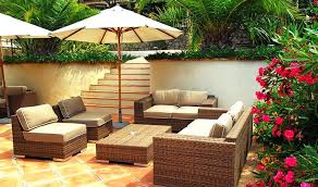 mediterranean outdoor furniture. Mediterranean Outdoor Furniture Patio Villa French Riviera Wicker Garden Set