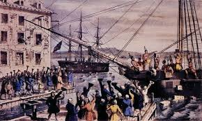 Small Picture Why Was The Boston Tea Party Significant Independence Day
