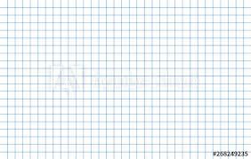 Blue Lines School Notebook Graph Paper Template Graph Line