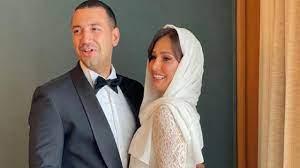 أول تعليق من معز مسعود على أزمة زوجته حلا شيحة مع تامر حسني - صحيفة صدى  الالكترونية