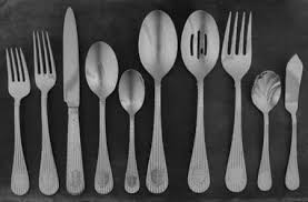 stainless flatware sets replacements