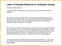 Immigration Witness Statement Template Best Of Character Reference