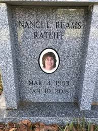 Mrs Nanci L. Reams Ratliff (1953-2018) - Find A Grave Memorial