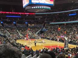 Capital One Arena Seating Chart Basketball Capital One Arena Section 104 Home Of Washington Capitals