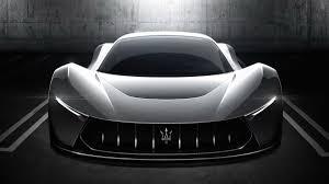 Maserati MC-63 Concept Based on Ferrari LaFerrari - GTspirit