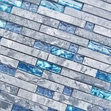 glass mosaic tiles bathroom wall. sea blue glass tile kitchen backsplash marble bathroom interlocking wall linear shower bathtub fireplace mosaic tiles