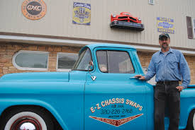 E-Z Chassis gives new life to pickups: Not to mention its small town ...