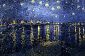 vincent van gogh oil paintings for