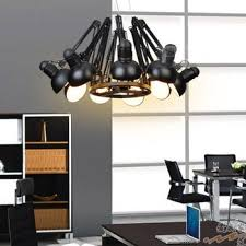 office chandelier lighting. Buy Modern Industrial Design Engineering Spider Chandelier Lamp Living Room  Lamps Penthouse Office Hall Retractable Staircase Lighti In Cheap Price On Lighting C