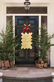stunning front door décor ideas familyholiday 49