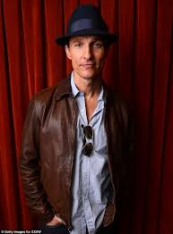 alright alright alright a healthier looking matthew mcconaughey was all