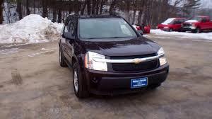 Best Price 2006 Chevy Equinox AWD for Sale Near Portland Maine ...
