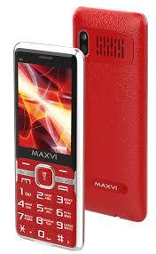 <b>Телефон MAXVI</b> M5 Red купить недорого в Екатеринбурге в ...