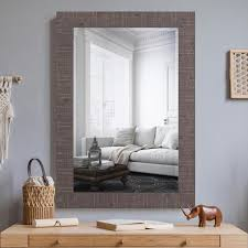 yosemite home decor mirror with wood