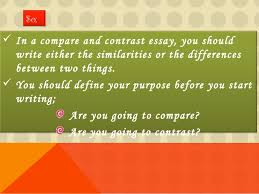 comparison contrast essay instructor mihrican yigit 7
