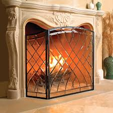 extraordinary 50 glass fireplace screens design inspiration of top beveled glass fireplace screen clear s