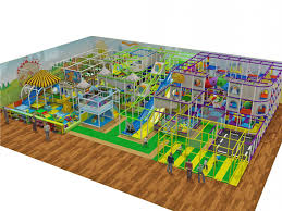 Indoor Playground Equipment for Sale | Commercial Manufacturer