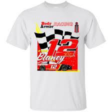 Body Armor Racing Ryan Blaney 12 Shirt G200 Gildan Ultra Cotton T Shirt
