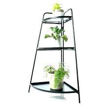 tall plant holder metal pot stand wooden nz