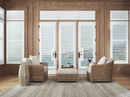 casual living room window treatments.  Treatments Palm Beach Polysatin Shutters In A Casual Living Room Available At Window  Fashions Throughout Casual Room Treatments N