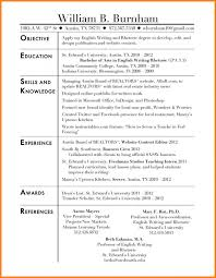 Best Ideasf Example Resume Careerbjective Construction Job In