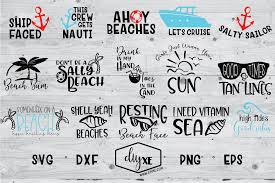 The best selection of royalty free resting beach face vector art, graphics and stock illustrations. Huge Beach Bundle Graphic By Sheryl Holst Creative Fabrica