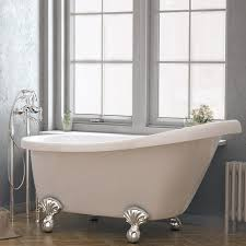 fiberglass clawfoot tub new acrylic clawfoot tubs