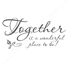 Together Quotes Inspiration Famous Quotes About 'Together' Sualci Quotes