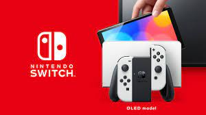 Nintendo Switch OLED pre-orders now ...