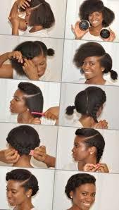Coiffure Afro Mariage Chignon