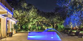 Paradise landscape lighting Deck Thomas Crowley With Paradise Landscape Lighting Based In Fort Lauderdale Fl Used All Vista Fixtures To Light Up These Historic Oaks At An Estate In Caddetails Paradise Landscape Lighting Caddetails