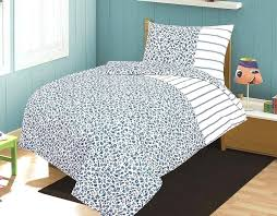 cot bed 250 thread count cotton nautical duvet cover pillowcase set 120 x 150 cm seaside seaside themed