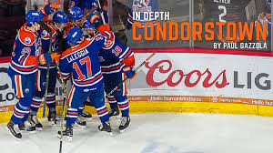the foreword by matthew riley president bakersfield condors
